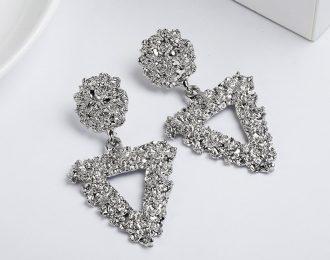 Chosen Earring Silver
