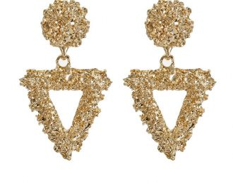 Chosen Earring Gold