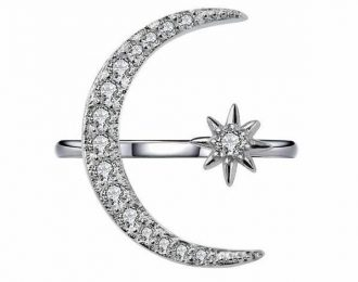Stars and the Moon Ring