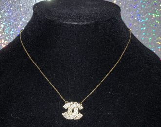 CC Necklace Gold